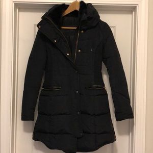 Zara down jacket